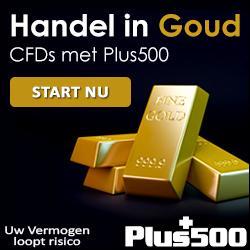 plus500 handel in goud - naast shoutbox