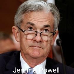 Dollar hoger, bitcoin en andere crypto's lager na speech Fed Voorzitter Powell
