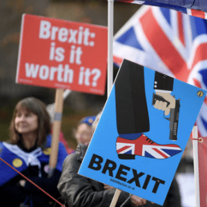 Brexit stemming