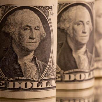 Dollar stijgt door hogere bond yields - bitcoin kan $60K niet vasthouden