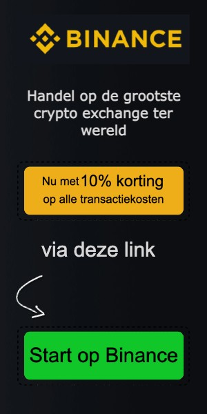 Binance2 cursus (10/10)