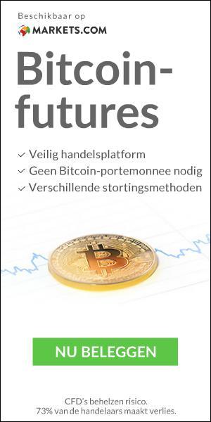 Handel in Bitcoin bij Markets