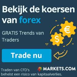 Zelf handelen bij Markets.com