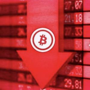 Bitcoin onder de $55K - altcoins ook grotendeels in de min