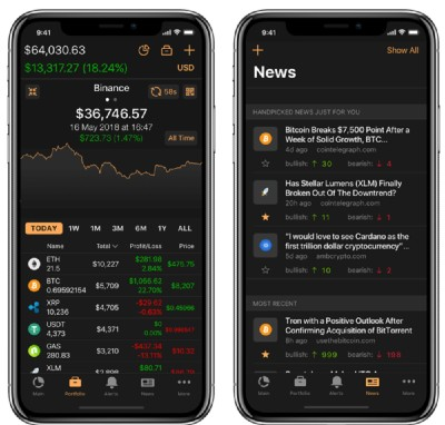 De 5 beste crypto portfolio trackers (2021)