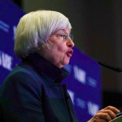 Dollar krijgt lift van Yellen - euro zakt verder weg