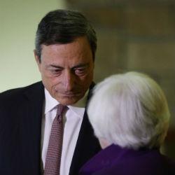 Gaat Draghi de euro omlaag praten en Yellen de dollar omhoog?