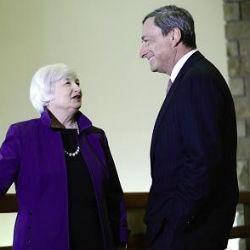 Dollar lager oiv Korea Crisis - focus op Jackson Hole