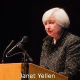 Forex - dollar in defensief voor arbeidsmarkt prognose, Yellen