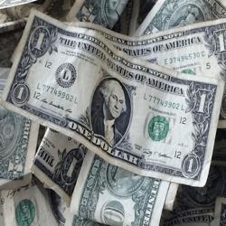 Dollar profiteert van mondiale onzekerheid - euro, pond onderuit