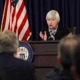Dollar schiet omhoog na opmerking Fed voorzitter Yellen
