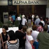 Euro volatiel na fors lagere opening oiv Grieks drama - yen, goud in trek