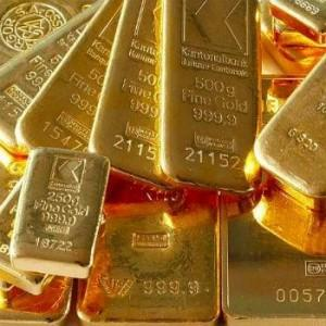 Goudprijs laagst in 10 maanden - euro herstelt