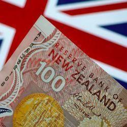 Forex - euro dichtbij bovenkant kanaal - kiwi hard onderuit