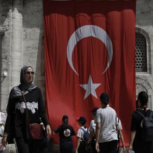 Banken verwachten meer zwakte in de Turkse lira