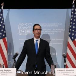 Dollar opent lager na onenigheid tijdens G7, dreiging handelsoorlog groeit
