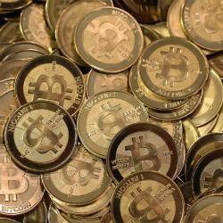 Bitcoin naar record hoogte na splitsing